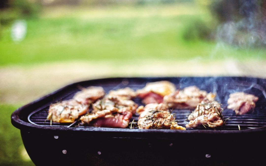 BBQ-seizoen in aantocht